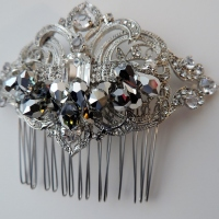 Platinum Bombshell Couture Hair Jewelz...