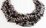 Chateau Deco Couture Necklace  Winter 2014