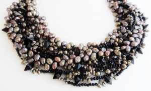 Chateau Deco Couture Necklace  Winter 2014