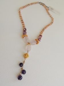 """'' The Harvest Necklace"""""""